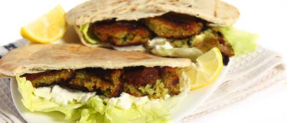 Egyptian Falafel Recipe