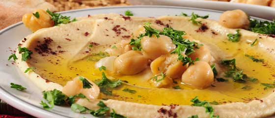 Egyptian Hummus Recipe